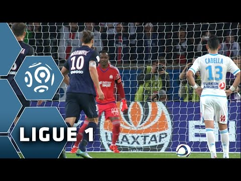 Paris Saint-Germain - Olympique de Marseille (2-1) - Highlights - (PARIS - OM) / 2015-16