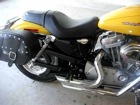 '05 Harley-Davidson Sportster 883 Custom with Stage 1