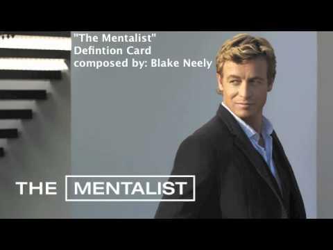 THE MENTALIST Season 1 - 03: Defintion Card (Original Television Soundtrack) #1