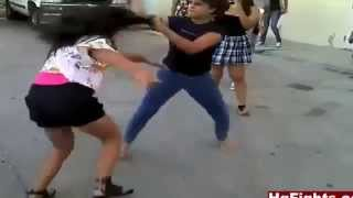 Hot Girls Fight