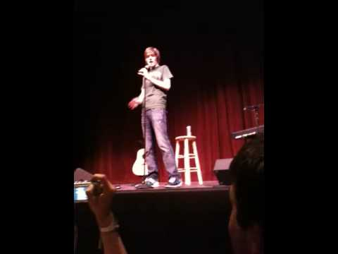 Bo Burnham Garage Band Rap