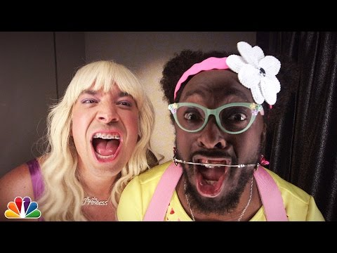 Jimmy Fallon feat. will.i.am - Ew! (Official Music Video)