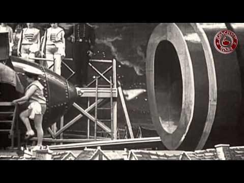 Le Voyage dans la Lune (Uni Music) - 1902 HQ restored - A Trip to the Moon