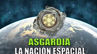 ASGARDIA : EL PRIMER ESTADO EXTRATERRESTRE - The Space Nation