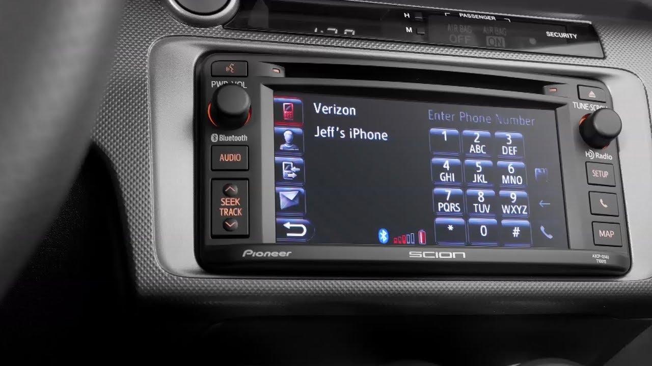 2015 Scion tC - Interior Walkaround - YouTube