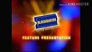 Blockbuster Pay Per View Movies Feature Presentation (2002-2004)-Rated PG