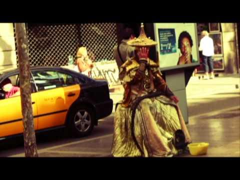 Las Ramblas Barcelona Part 1: Impressions of The Ramblas in Barcelona