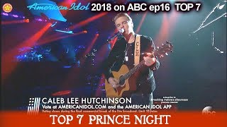 "Download Lagu Caleb Lee Hutchinson ""When Doves Cry"" COUNTRY Version HE SLAYED IT Prince  American Idol 2018  TOP 7 Gratis STAFABAND"