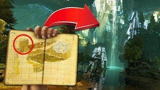 ARK: Survival Evolved - EXPLORING THE SUNKEN FOREST!! (ARK Extinction Gameplay)