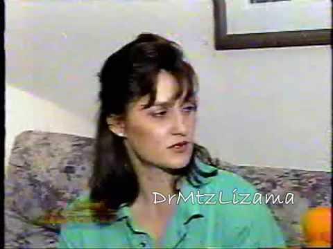 Entrevista a Nadia Comaneci en Mèxico en 1994