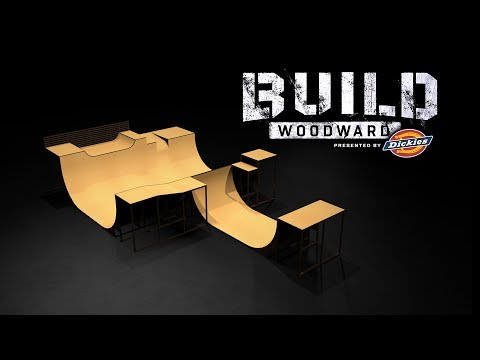 Build Woodward: Animal Chin 2.0