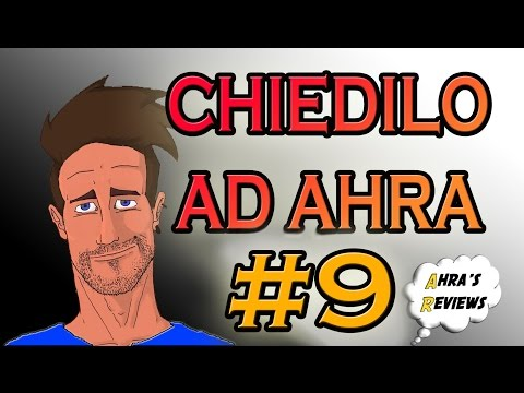 Ahra's Reviews - Chiedilo Ad Ahra #9