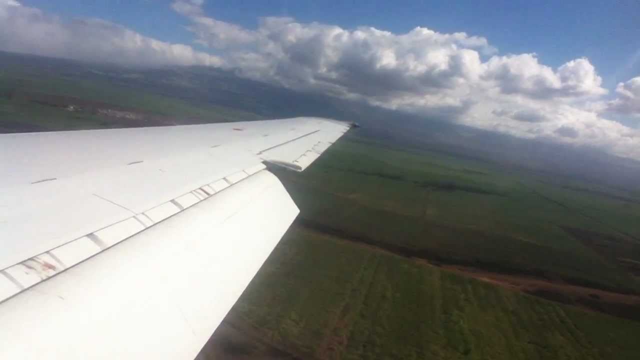 how to fly to maui from honolulu