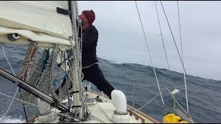 Crossing the Atlantic on a 34' Pacific Seacraft