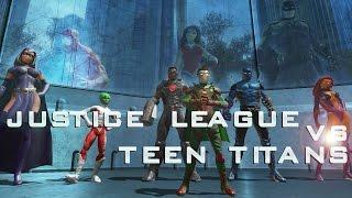 [DCUO] : Team Flarrow - Justice League vs. Teen Titans (Trailer)