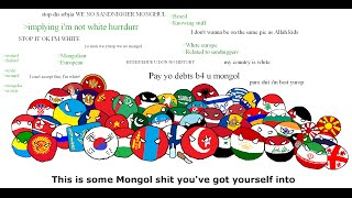 Finns are Mongols :d