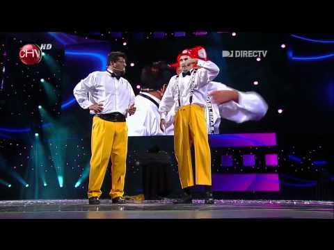 Dinamita Show - Festival De Viña Del Mar 2012 (Completo & HD)