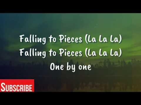 Falling In Pieces Lyrics - Rita Ora