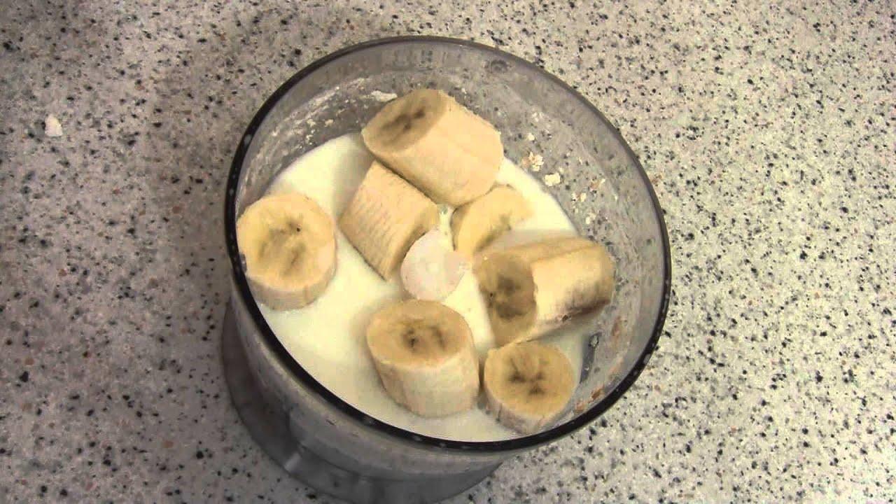 Творог и банан для спортсменов 4 фотография