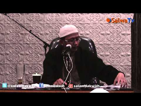 Kedudukan Sunnah Dalam Syariat Oleh:Ustadz Badrusalam,Lc - Part 3