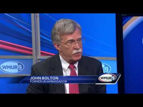 Extended Interview: John Bolton