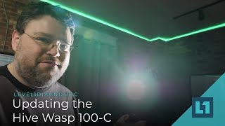 Level1 Diagnostic: Updating the Hive Wasp 100-C