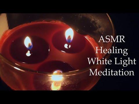 Healing White Light Meditation Asmr Healing White Light