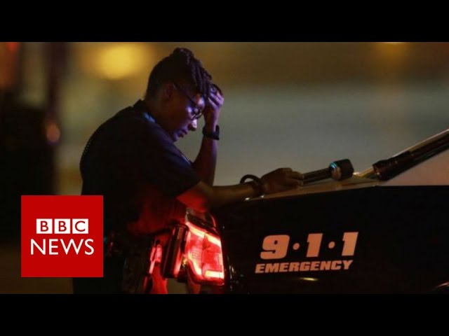 Dallas police shooting: What we know - BBC News