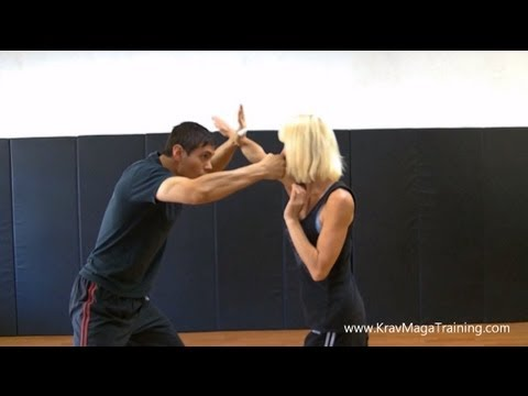Krav Maga - 360 Degree Defenses w. Counter (Training Drills) Image 1