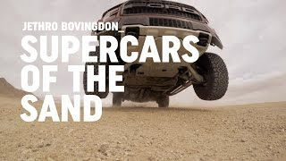 Supercars of the sand: Ford F-150 Raptor vs Ariel Nomad