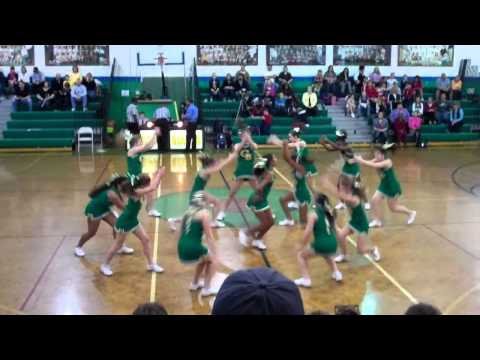 Cbms Middle School Cheer Routine 2010 2011