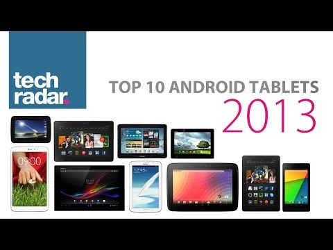 Best Android Tablet in the World 2013: Top 10