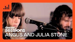 Angus & Julia Stone - Big Jet Plane - Deezer Session