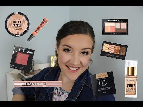 GET READY WITH ME   New Drugstore Makeup. Boyfriend. Feelings about YouTube