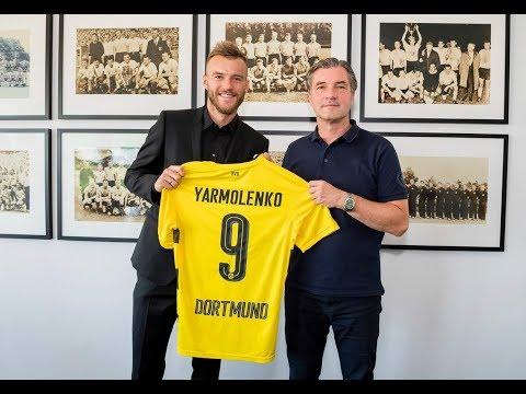 Andriy Yarmolenko - Welcome To Borussia Dortmund 2017 | HD