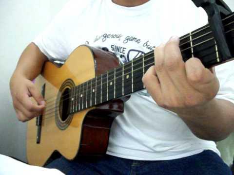 QUE SERIA DE MI (Solo Guitarra Acustica) Musica Cristiana - YouTube