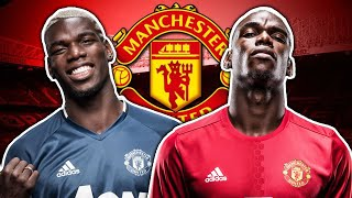 OFFICIAL: Paul Pogba Signs For Manchester United! | Internet Reacts