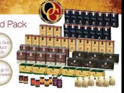 organo gold coffee health benefits