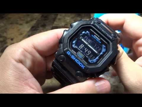 CASIO G-SHOCK REVIEW AND UNBOXING GXW-56E PLUS CLEANING TIPS AND TRICKS.