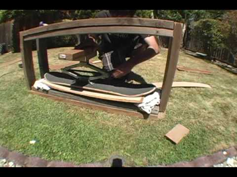 how to make your own skateboard from scratch youtube. Black Bedroom Furniture Sets. Home Design Ideas