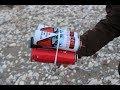 200 maytap ve çakmak gazı tüpü ile ilginç deney thumbnail