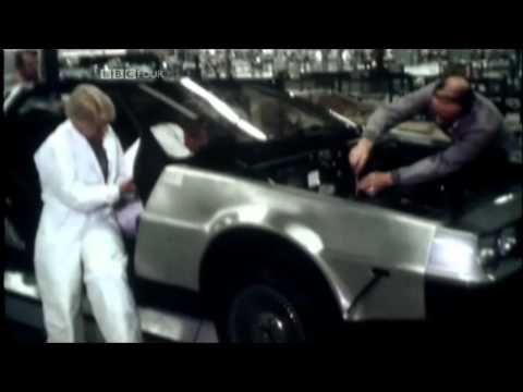 Car Crash The DeLorean Story