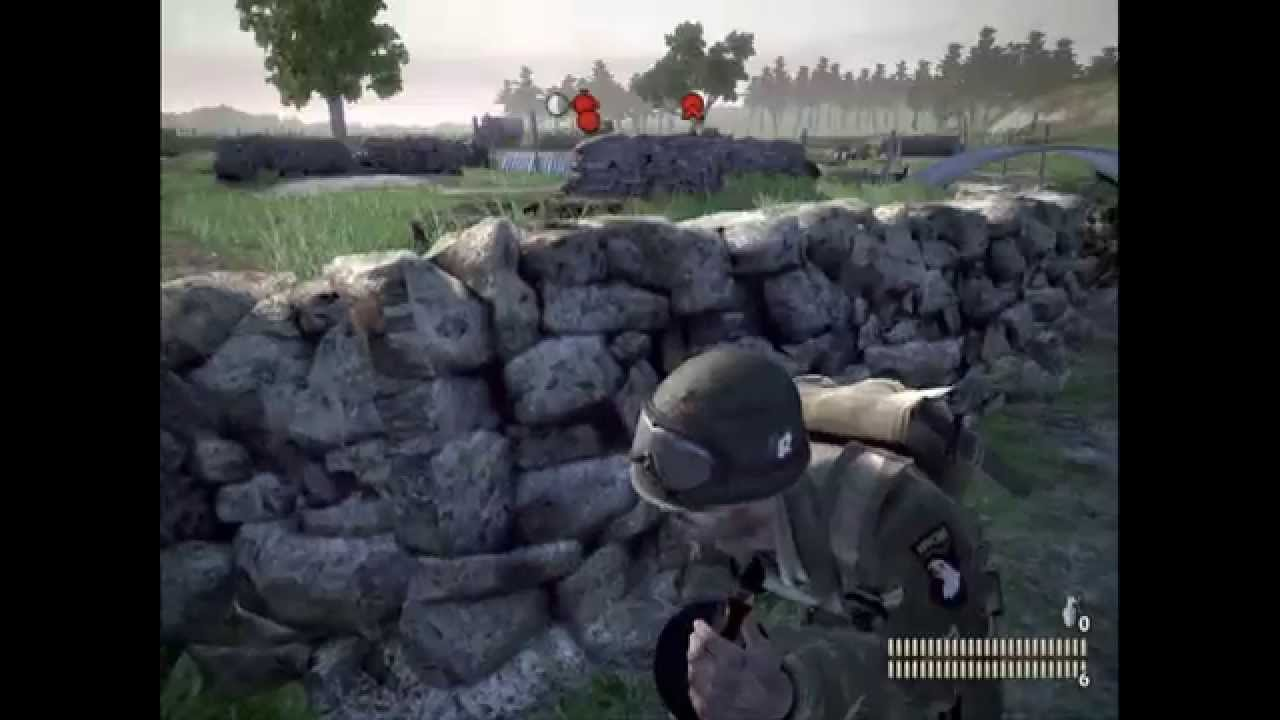 brothers in arms highway to hell gameplay