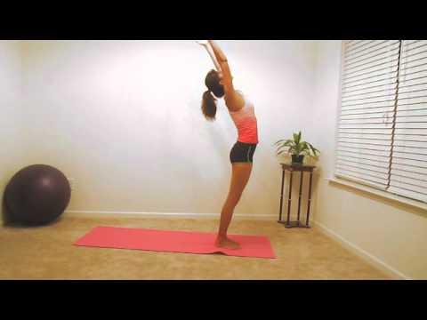 Yoga for Beginners - Sun Salutation A