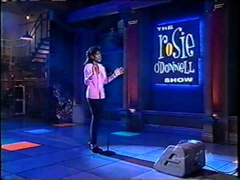 Sheryl Lee Ralph, Dreamgirls Medley, Rosie O'Donnell Show
