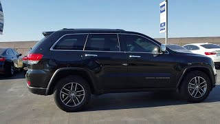 2017 Jeep Grand Cherokee Tulsa, Broken Arrow, Bixby, Sand Springs, Owasso, OK U665320