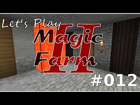 Tank und Aufnahmefail....... #012 - Let's Play Minecraft Magic Farm 2