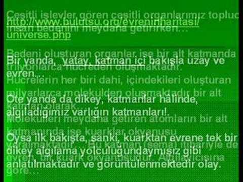 """Ahmed Hulûsi KURÂN MUCİZESİ """"EKBER""""İYET / 4.Bölüm"""