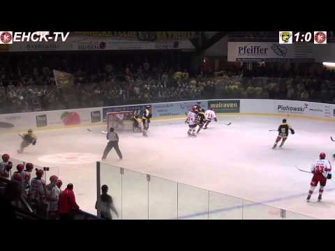 EHC Bayreuth vs. EHC Klostersee (10.10.2014)