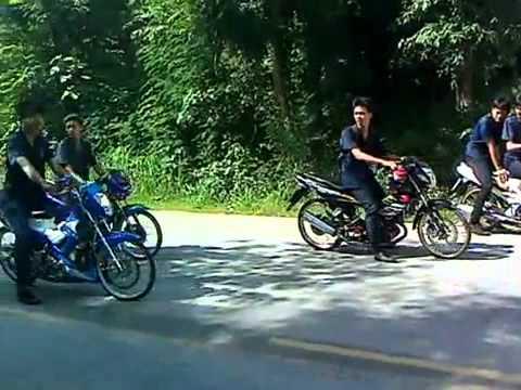 โซนิคลูก boss vs เรดเดอร์150 cc vs แดช   YouTube